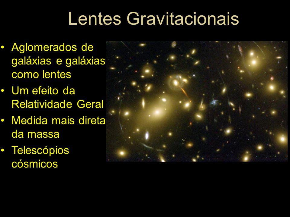 Lentes Gravitacionais