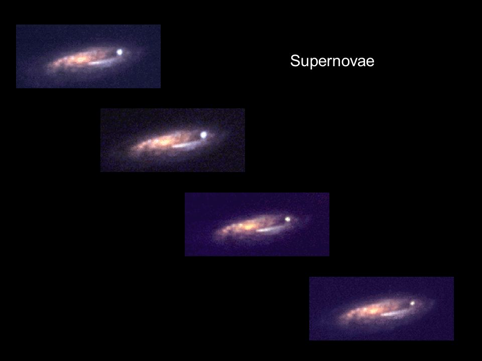 Supernovae 61