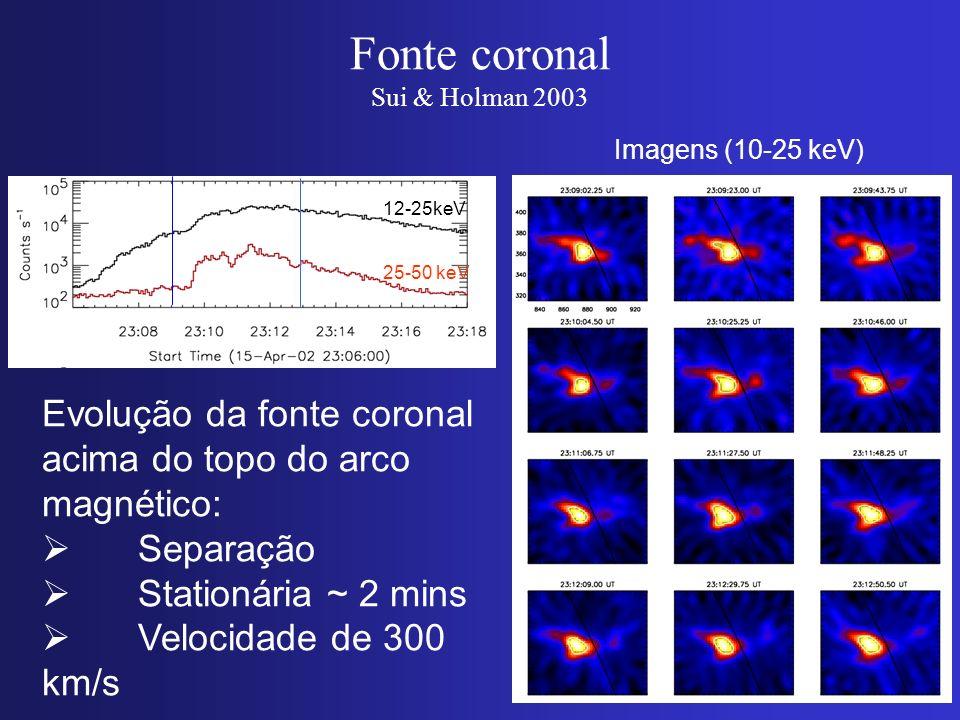Fonte coronal Sui & Holman 2003