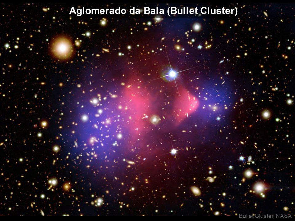 Aglomerado da Bala (Bullet Cluster)