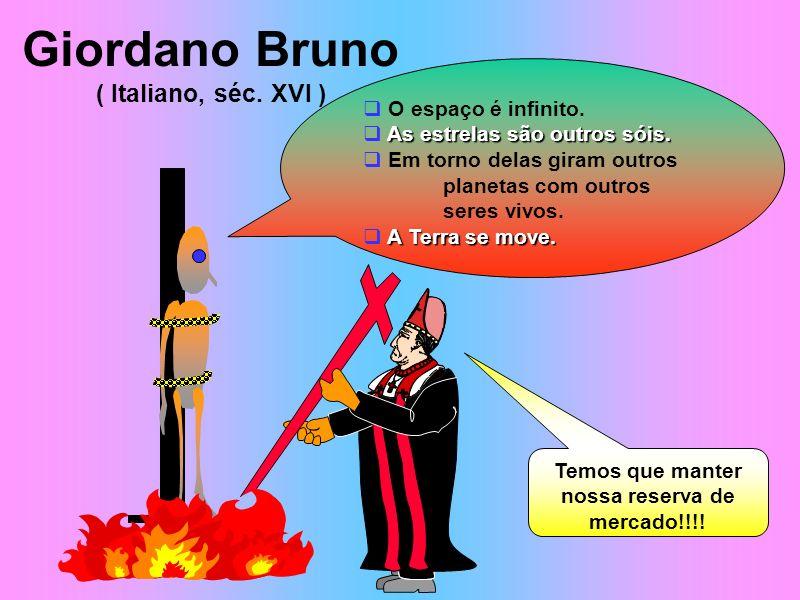 Giordano Bruno ( Italiano, séc. XVI )