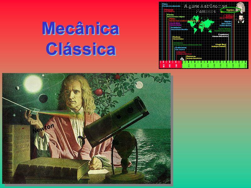 Mecânica Clássica Newton