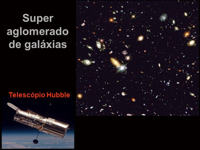 Super aglomerado de galáxias