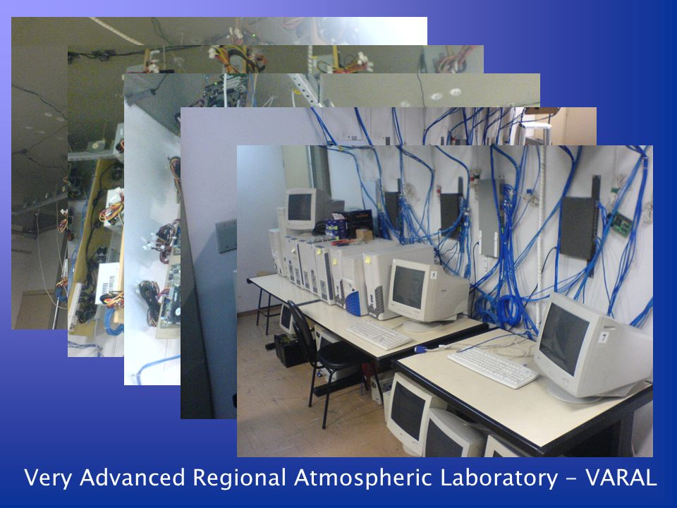 Very Advanced Regional Atmospheric Laboratory - VARAL
