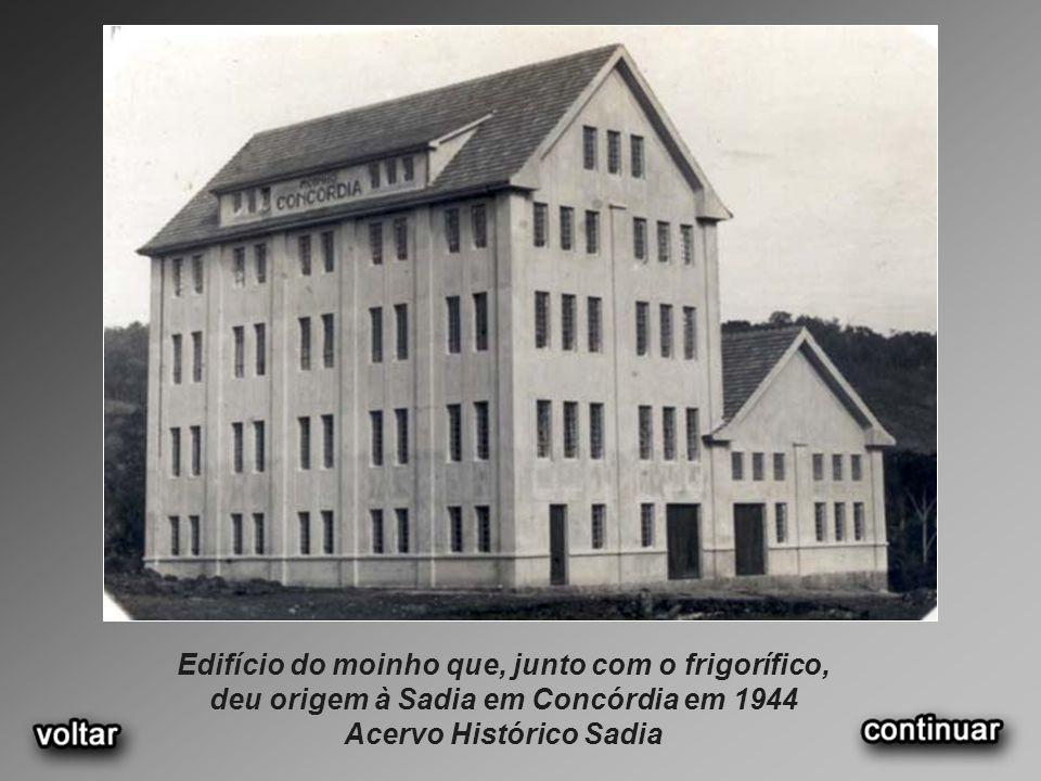 Acervo Histórico Sadia