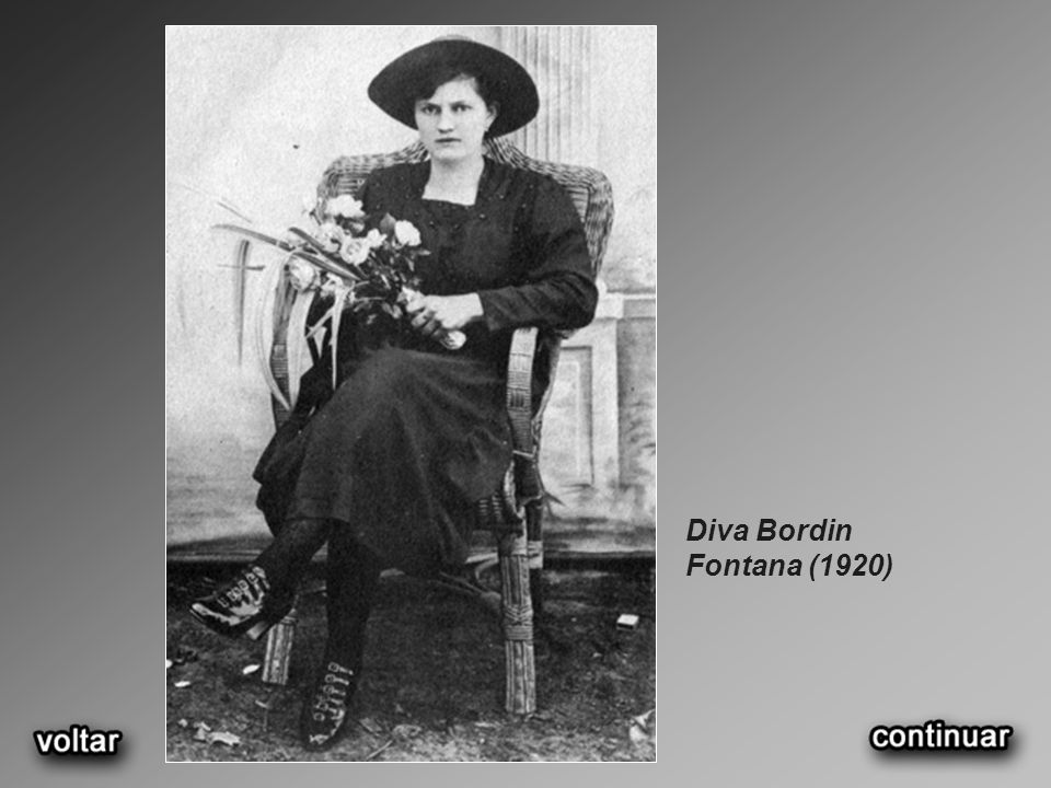Diva Bordin Fontana (1920)