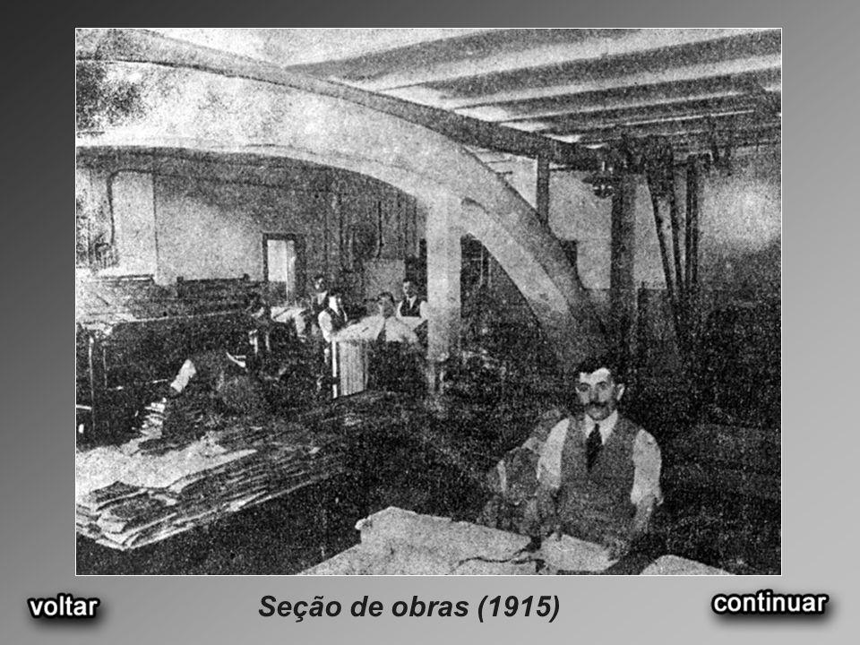 Seção de obras (1915)