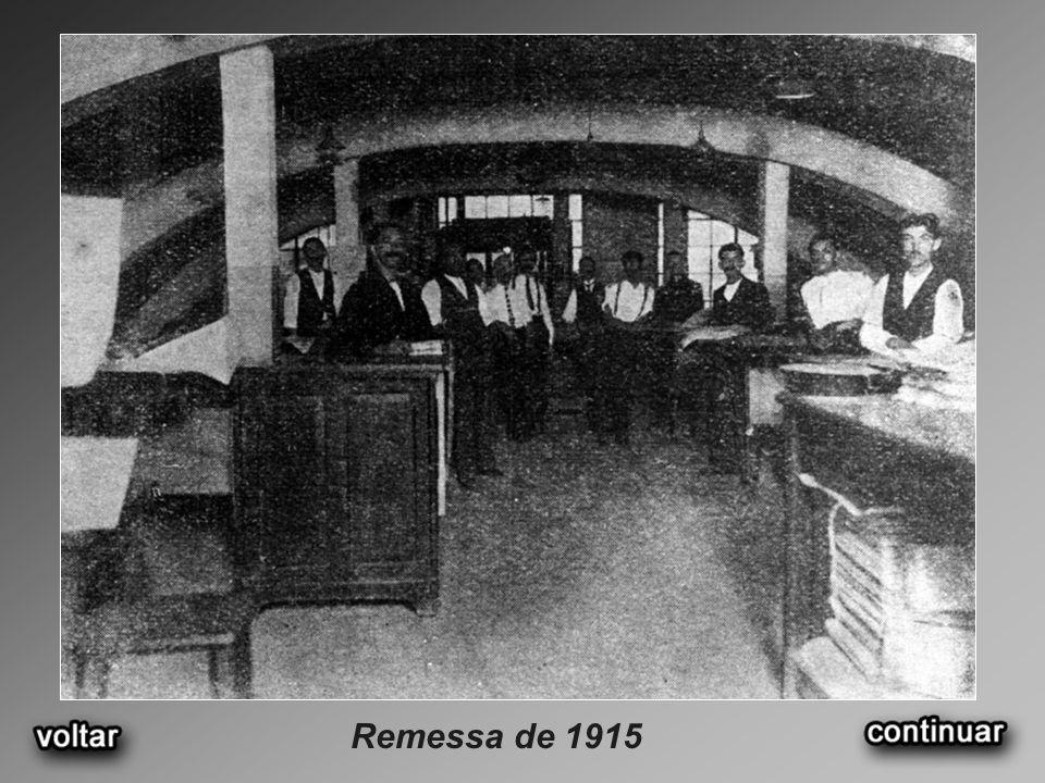 Remessa de 1915