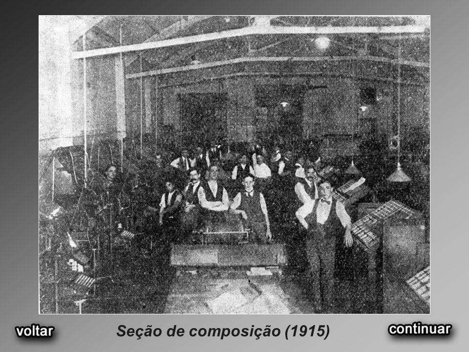Seção de composição (1915)