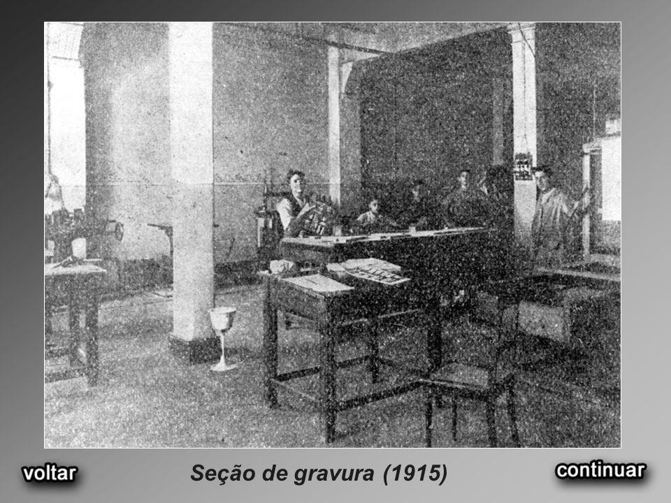 Seção de gravura (1915)
