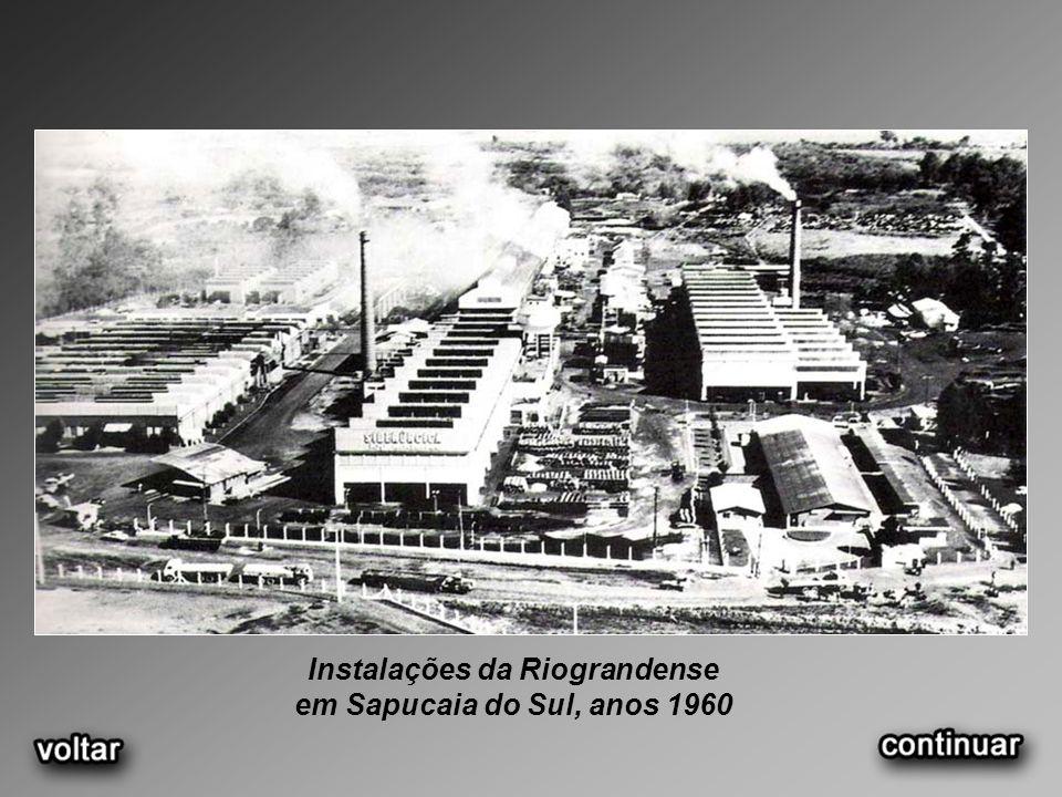 Instalações da Riograndense