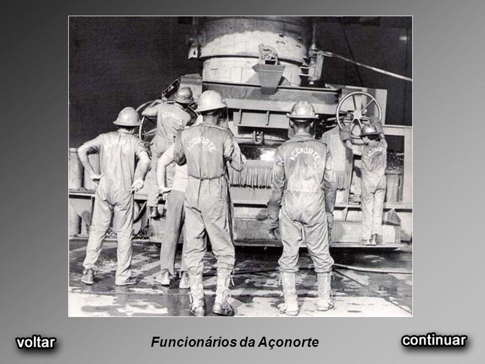 Funcionários da Açonorte