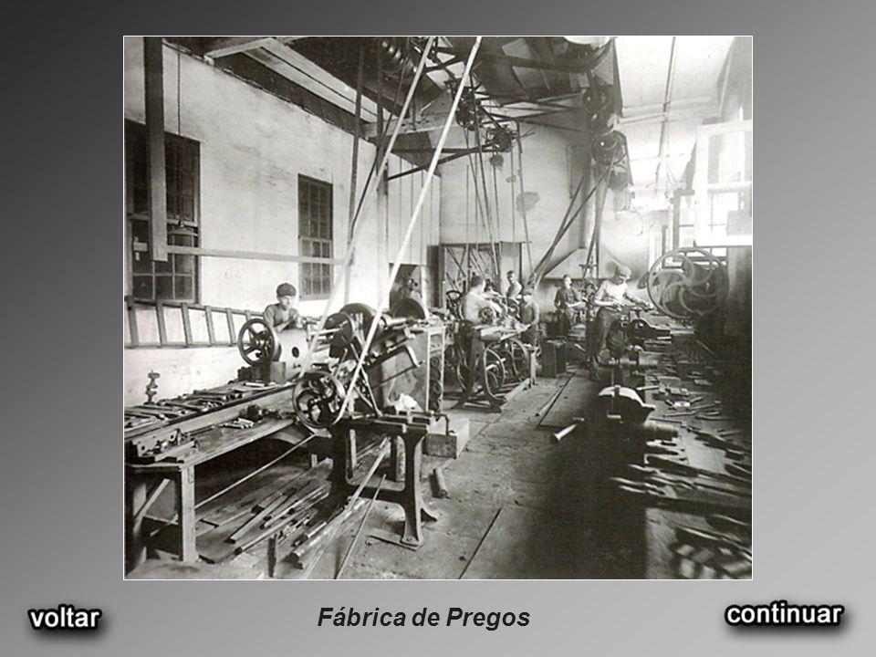 Fábrica de Pregos