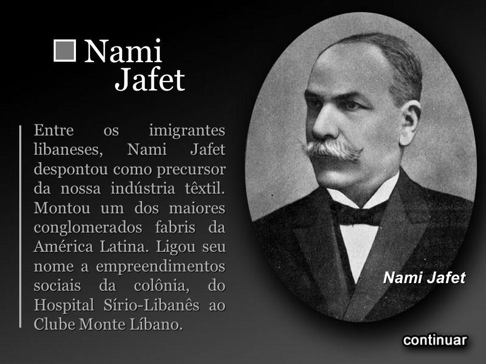 Nami Jafet.