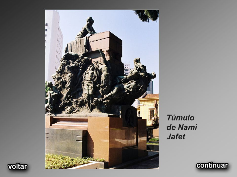 Túmulo de Nami Jafet