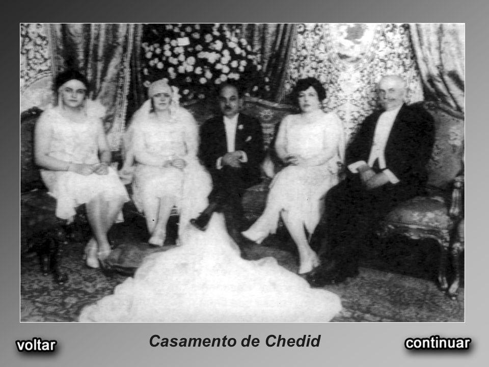 Casamento de Chedid