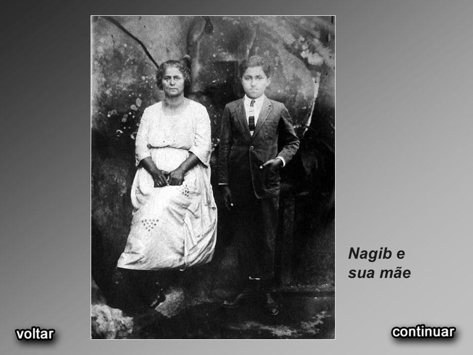 Nagib e sua mãe