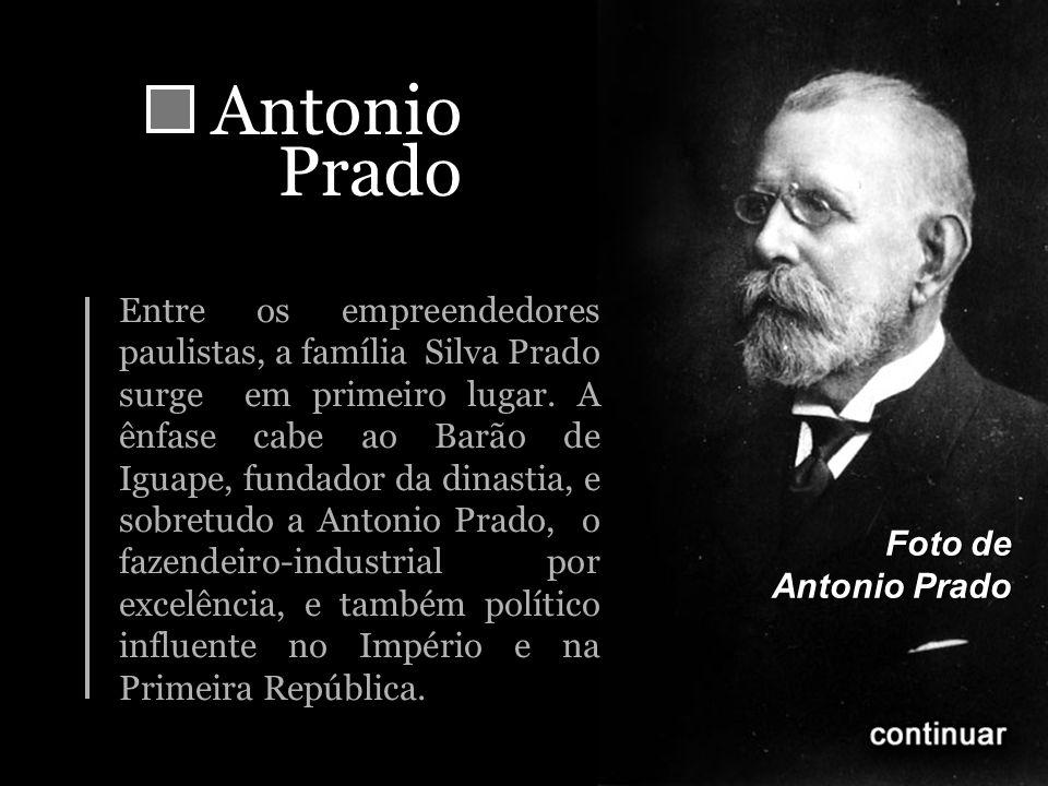 Antonio Prado.