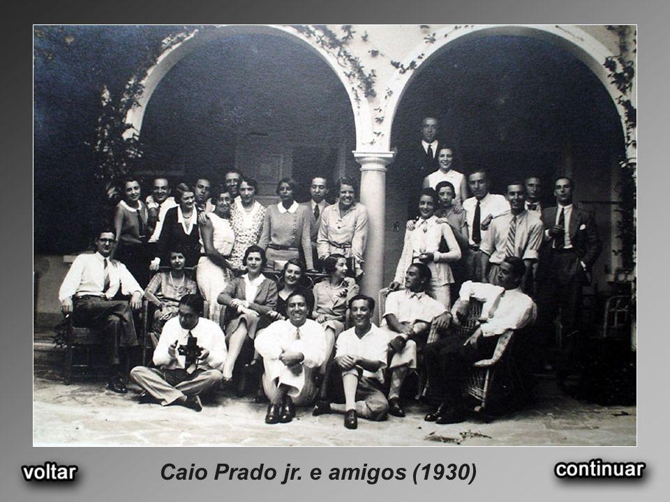 Caio Prado jr. e amigos (1930)