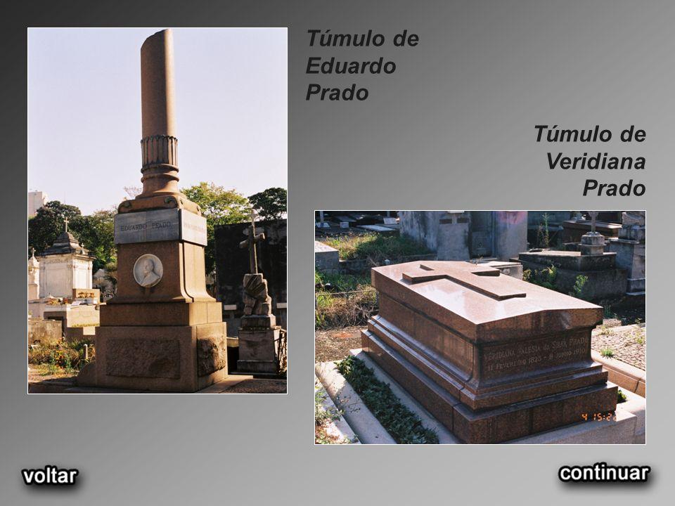 Túmulo de Eduardo Prado