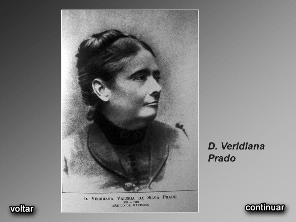 D. Veridiana Prado
