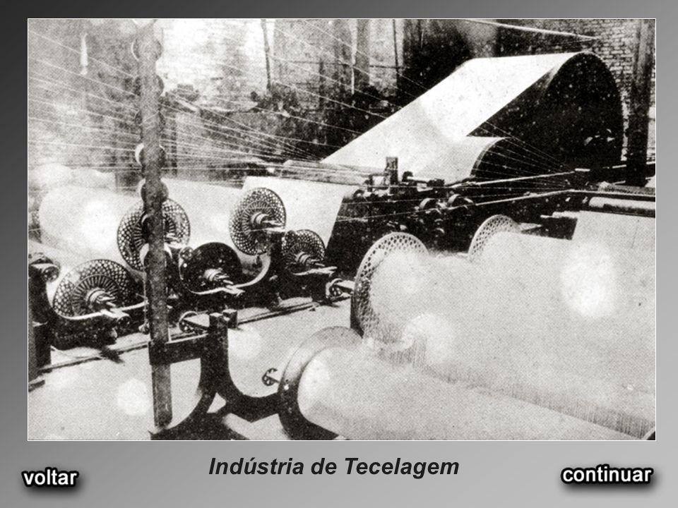 Indústria de Tecelagem