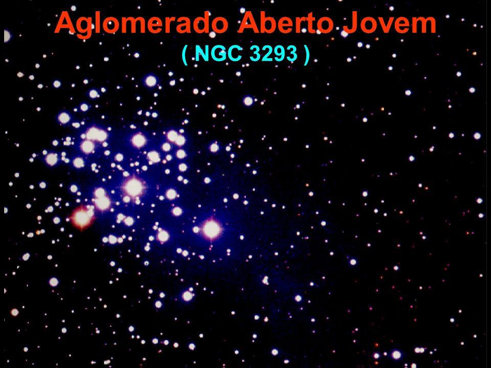Aglomerado Aberto Jovem ( NGC 3293 )