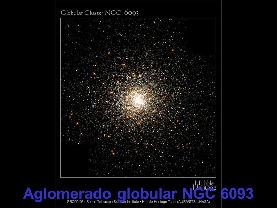 Aglomerado globular NGC 6093