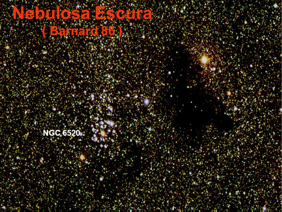 Nebulosa Escura ( Barnard 86 )