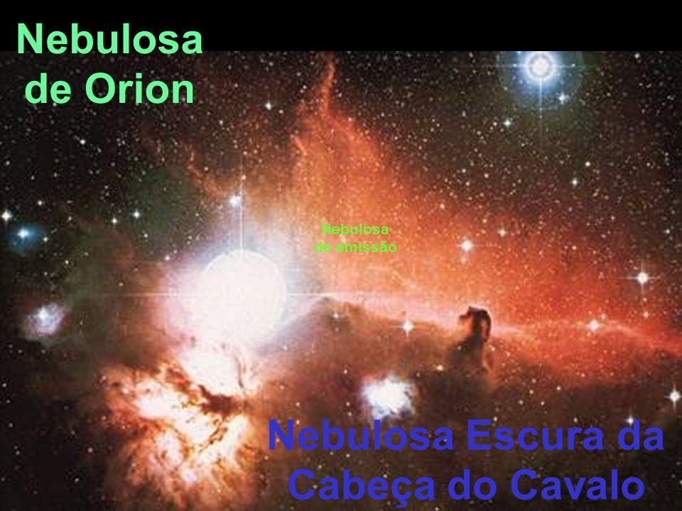 Nebulosa Escura da Cabeça do Cavalo