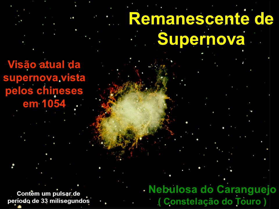 Remanescente de Supernova