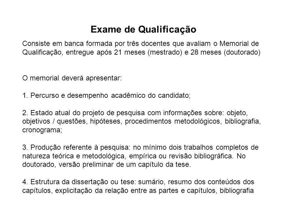 Exame de Qualificação