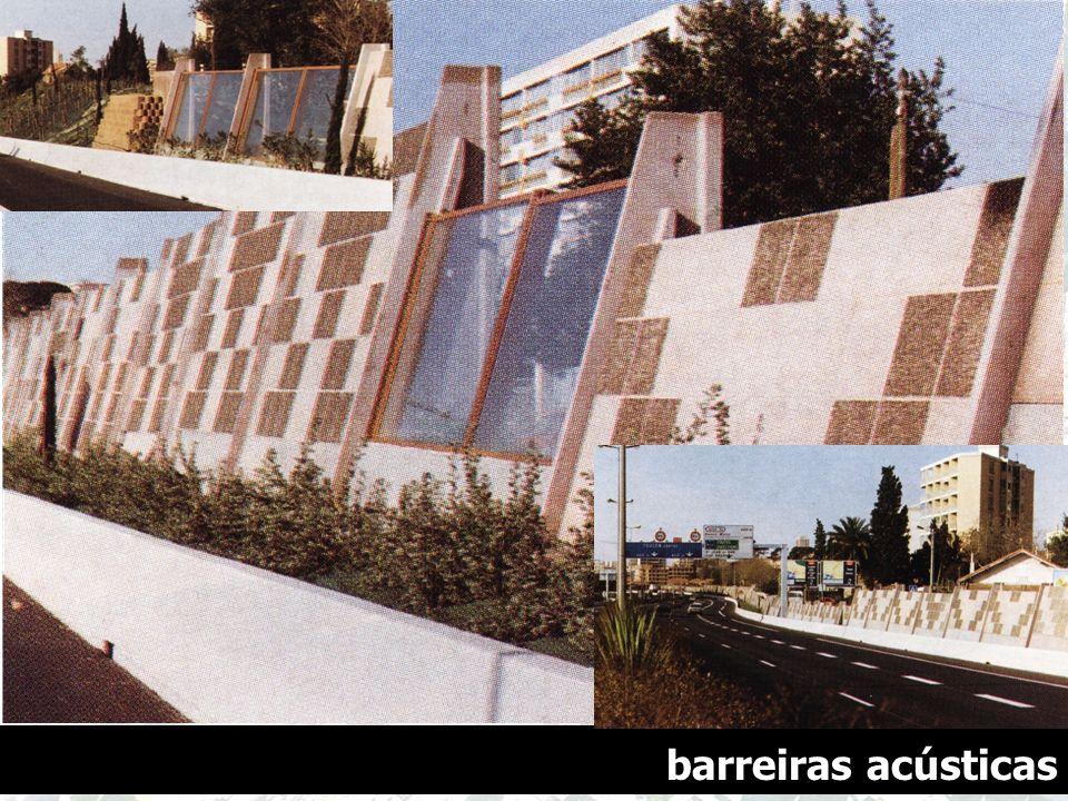 barreiras acústicas