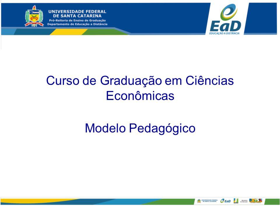 Curso de Graduação em Ciências Econômicas