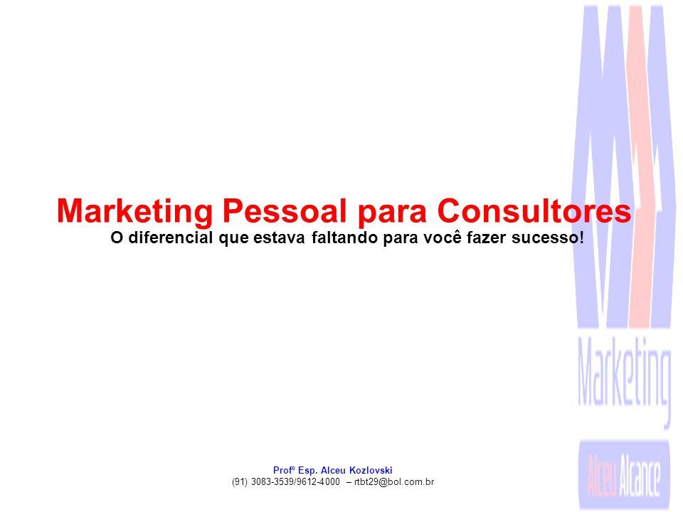 Marketing Pessoal para Consultores