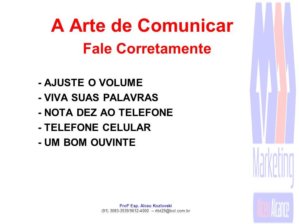 A Arte de Comunicar Fale Corretamente