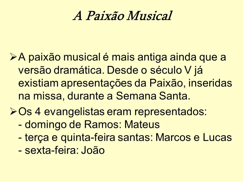 A Paixão Musical