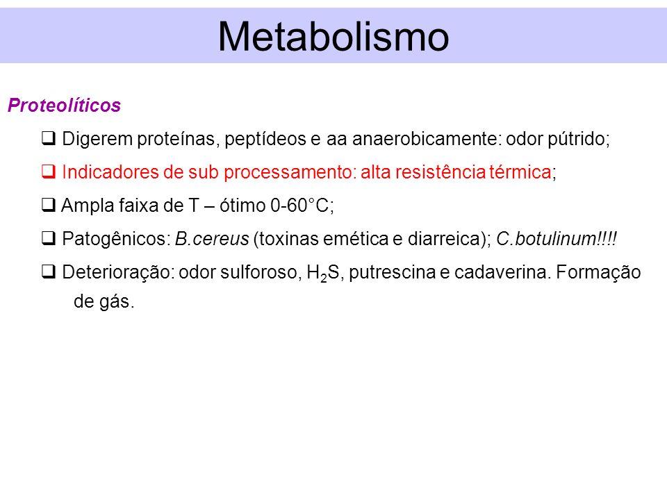 Metabolismo Proteolíticos