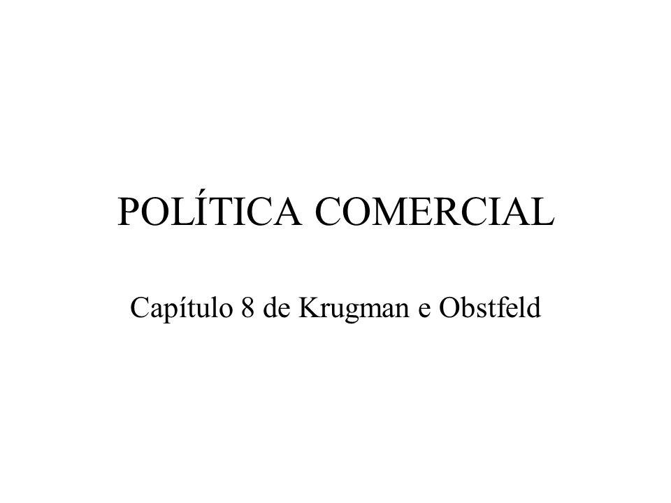 Capítulo 8 de Krugman e Obstfeld