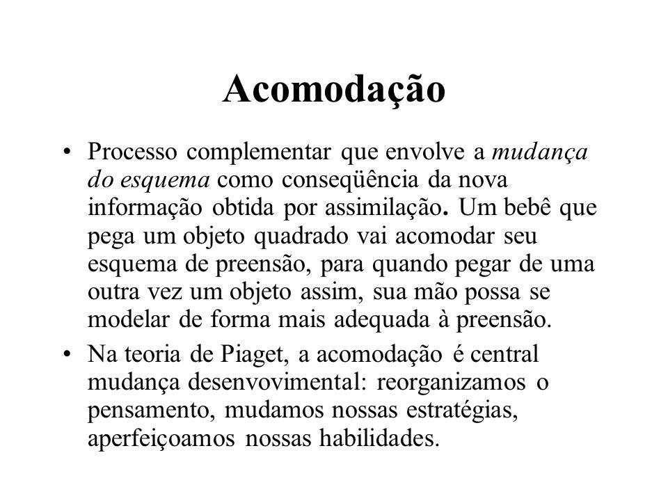 Acomodação