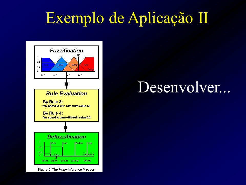 Exemplo de Aplicação II