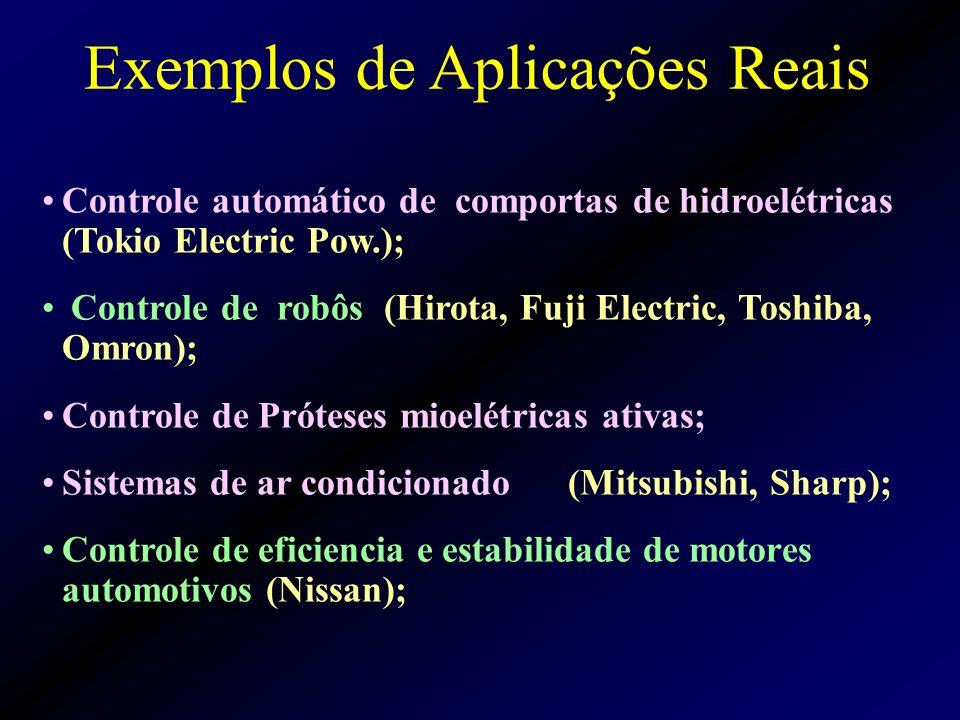 Exemplos de Aplicações Reais