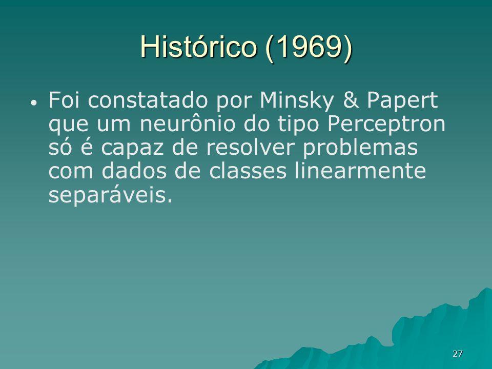 Histórico (1969)