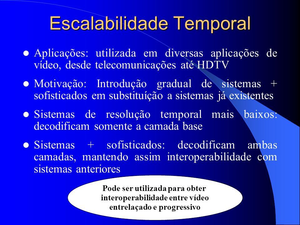 Escalabilidade Temporal