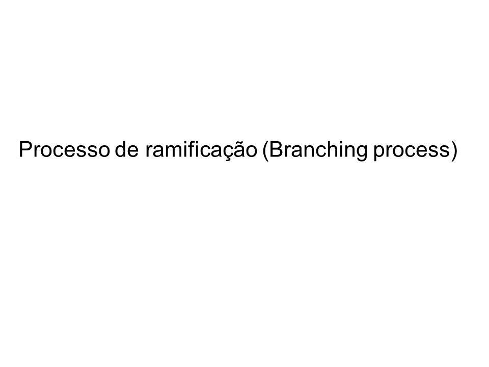 Processo de ramificação (Branching process)