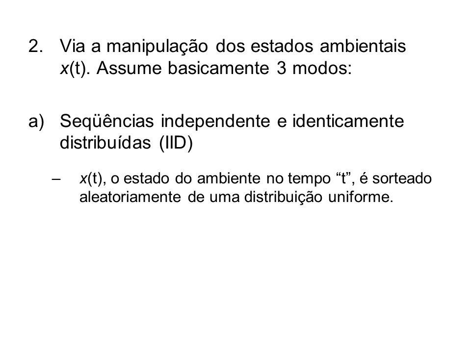Seqüências independente e identicamente distribuídas (IID)