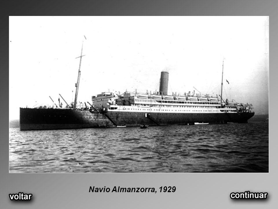 Navio Almanzorra, 1929