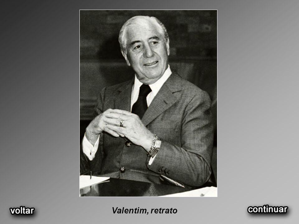 Valentim, retrato