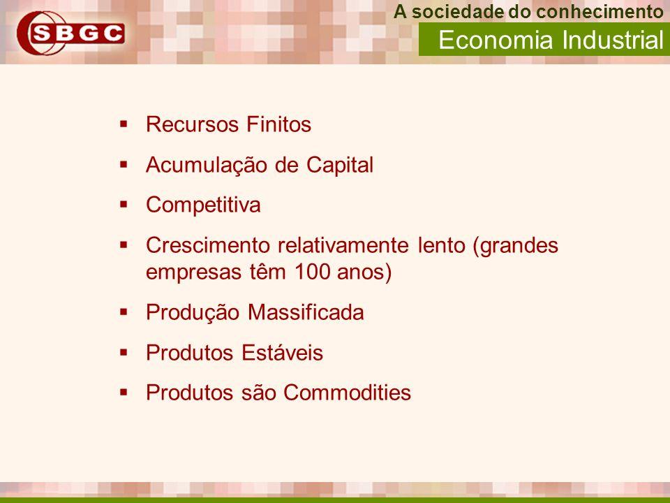Economia Industrial Recursos Finitos Acumulação de Capital Competitiva