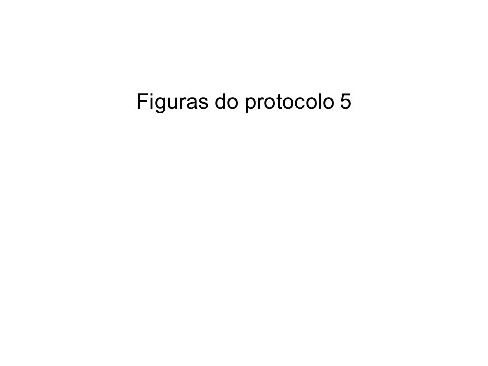 Figuras do protocolo 5